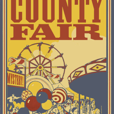 Crimescene: County Fair – Mystery Party Game 10 Extra Players